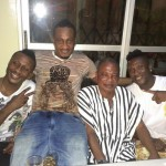 Asamoah Gyan's father debunks reports his son has cheated on his age by a staggering 10-years, threatens legal action