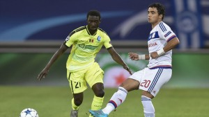 Ghana defender Jonathan Mensah delighted for Ghanaian players in the UEFA Champions League