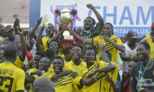 AshGold striker Bashiru Osman says they will prove the championship status on Asante Kotoko