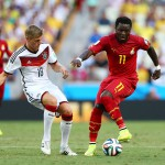 Ghana coach Avram Grant insists Black Stars have not missed suspended Muntari