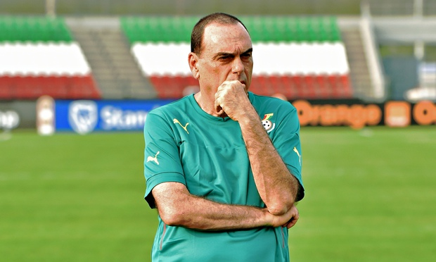 Ghana coach Avram Grant to hold press briefing on Monday