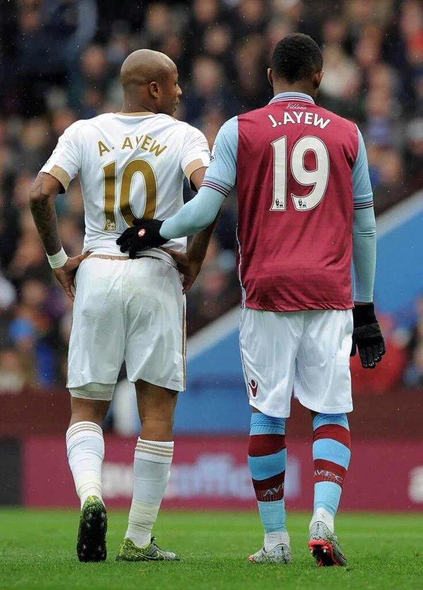 Swansea ace Ayew tells Aston Villa fans: Jordan ready to EXPLODE!