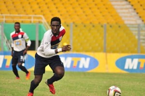OFFICIAL: Ghanaian defender Baba Mensah joins BK Hacken on season-long loan