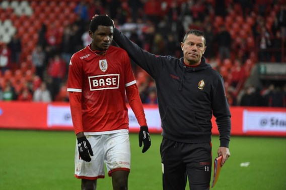Ghana youth striker Benjamin Tetteh facing Belgian League ban for punching Kortrijk defender