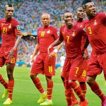 Black Stars players to hold recovery training at Accra Sports this afternoon