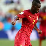Injured Ghana winger Christian Atsu encourages Black Stars to beat Comoros in reverse fixture