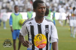 Ghanaian midfielder Daniel Nii Adjei not in a rush to leave Congolese giants TP Mazembe