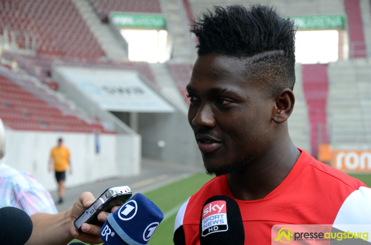 Ghana defender Daniel Opare set to leave Augsburg permanently this summer