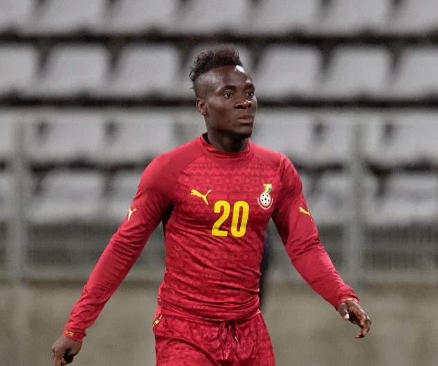David Accam tells Ghanaians not to focus on potential opponents in 2018 World Cup draw