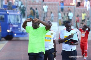 Kotoko defender Eric Donkoh hails David Duncan as one of Ghana's best coaches