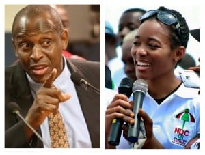 Ex-Kotoko chief Herbert Mensah sues ex-lover Dr Ezenator Rawlings over child custody