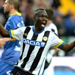 VIDEO: Watch Emmanuel Agyemang-Badu's cracking goal for Udinese against Sampdoria in Italy