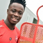 Ghana youth defender Emmanuel Ntim makes Valenciennes debut in Clermont loss