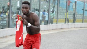 Kotoko defender Eric Donkoh eyes revenge against Ashantigold ahead of SWAG Cup