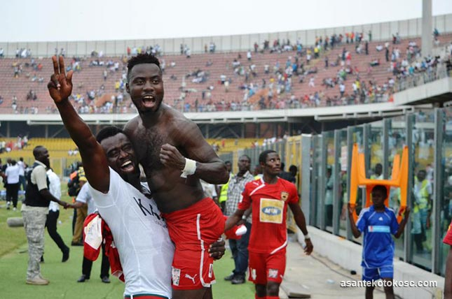 Kotoko defender Eric Donkor excited by quality arrivals ahead of next season's challenge
