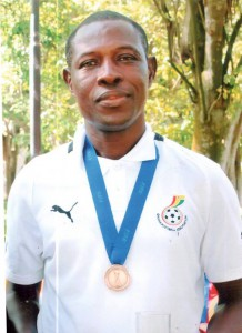 Medeama announce Augustine Evans Adotey is the club's new technical director