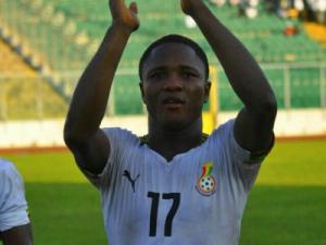Ghanaian second-tier Asokwa Deportivo claim multiple offers for striker Joel Fameyeh