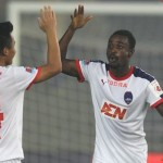 VIDEO: Delhi Dynamos striker Richard Gadze wins the Swift Moment of the Match award