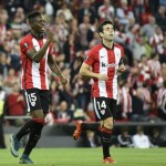 VIDEO: Watch Ghanaian forward Inaki Williams scores brace for Spanish side Athletico in the Europa League