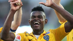 Ghanaian striker Godsway Donyoh returns to Man City after Falkenberg loan deal