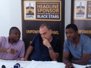 Avram Grant claims Black Stars have improved on set-pieces in appraising one-year performance