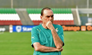 Ex-Chelsea coach Avram Grant wants to build an all-conquering Ghana squad with a pool of 35 players