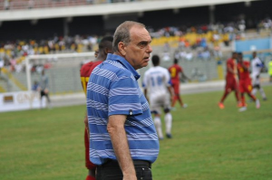 Black Stars coach Avram Grant promises to scout Ghanaian players in Africa