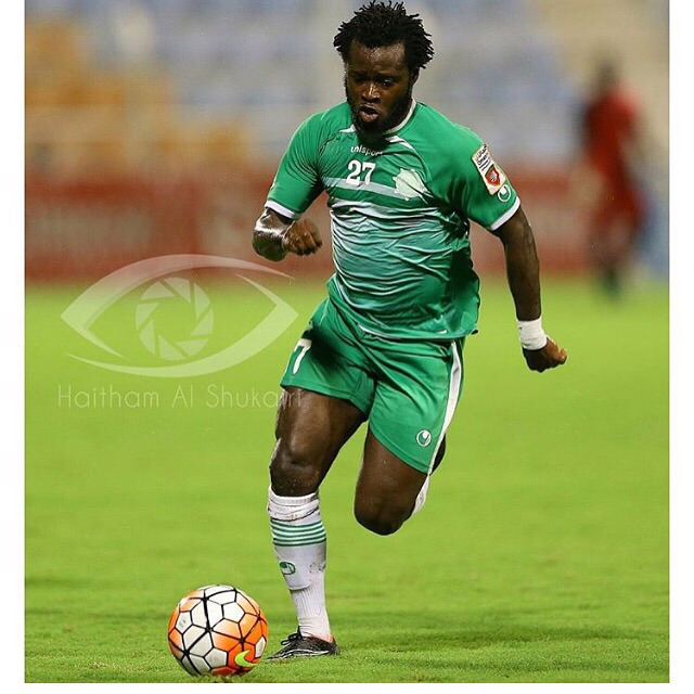 Ghanaian striker Hans Kwofie has become instant hit at Omani champions Al Oruba with four goals in six league outings