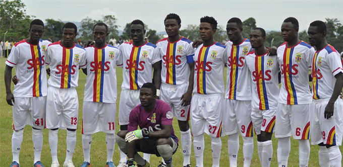 Hearts kit store/newspaper record a paltry GH₵100 as profit