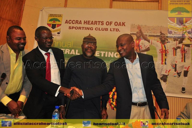 Two new members join Hearts of Oak Board of Directors