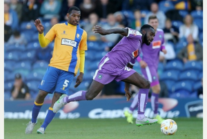 Plymouth Argyle's injured on-loan midfielder Hiram Boateng back at Crystal Palace