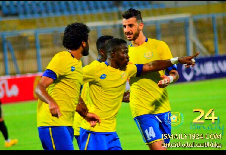 VIDEO: Watch Torric Jebrin's assist in Ismaily's 4-0 win over Haras El Hodood