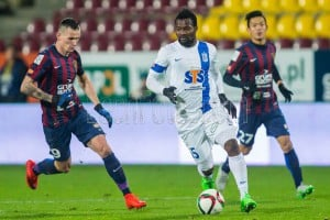 Ghanaian Aziz Tetteh impressed with important Lech Poznan win over Lechia