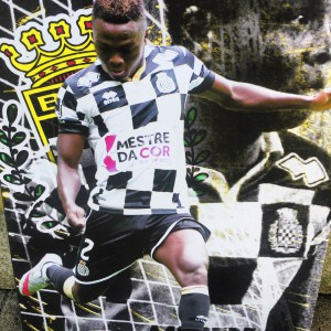 "Portuguese side Boavista feature Samuel Inkoom on ""Saturday WallPaper"""