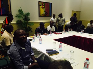 Former Hearts manager C.K. Akonnor describes Avram Grant's coaching seminar was educative