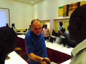 PICTURES: Black Stars coach Avram Grant holds colorful seminar with Ghana league coaches