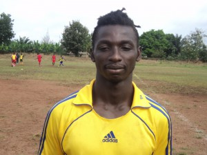 Hearts keen to sign former Berekum Chelsea midfielder Ibrahim Issaka
