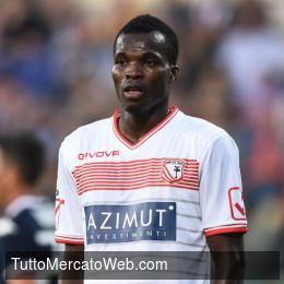 Ghanaian midfielder Isaac Cofie delighted with Carpi's vital win at Genoa