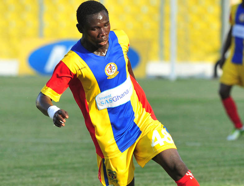 Talented Hearts of Oak kid Isaac Mensah set to join Kaizer Chiefs