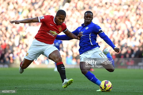 Utility Ghana attacker Jeffrey Schlupp to reclaim starting spot at Leicester for Man United visit