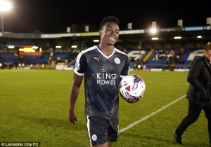 Ghanaian sensation Joe Dodoo tastes defeat in full Bury debut