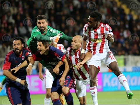 Ghana defender John Boye makes suspension return for Sivasspor in Turkey