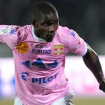 Jonathan Mensah left out of Evian squad for weekend's league clash after picking up injury on Ghana duty