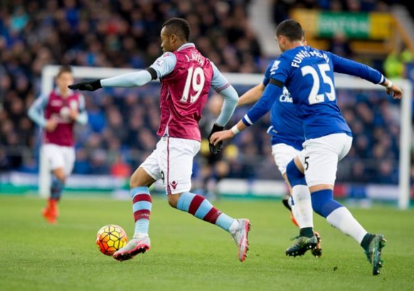 Jordan Ayew fired up to drive relegation-trapped Aston Villa to victory over Watford