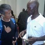 Experienced Herbert Addo warns Hearts coach Kenichi against impatient fans