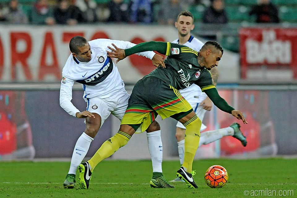 Kevin Boateng triumphs over starlet Gyamfi as Milan pip Inter to Trofeo San Nicola trophy