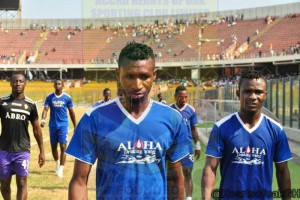 Berekum Chelsea striker Kofi Owusu reveals he's close to joining African champions TP Mazembe