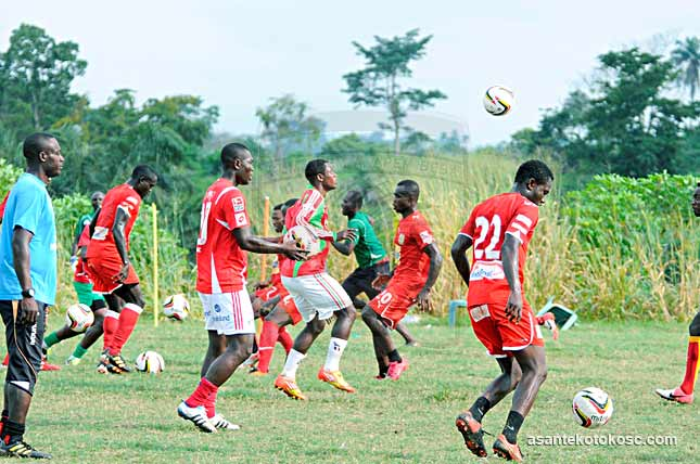 Kotoko supporters shelve concerns to give team full backing in SWAG Cup match against AshGold