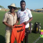 Inter Allies unveil new signing goalkeeper Kwame Baah