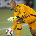 Adam Kwarasey's first-ever penalty kick shootout was a memorable one